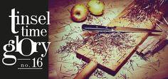 lepetitmax/ xmas/ christmas/ weihnachten/ advent/ lametta/ apfel/ apple/ messer/ knife/ glory