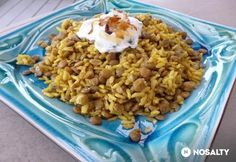 Lencsés rizs witch konyhájából
