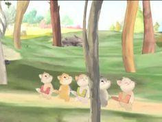 Caminito de la escuela - Cri Cri - animación