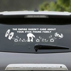 This guy was really tired of stick figure families! #FunnyFriday