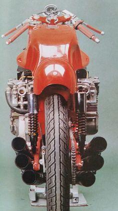 The Gentleman Ratbag Moto Bike, Cafe Racer Motorcycle, Racing Motorcycles, Vintage Bikes, Vintage Motorcycles, Scooters, Motorcycle Posters, Mv Agusta, Old Bikes