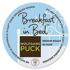Breakfast-in-Bed Coffee seems like a great idea today!  #Kcup #Gzmoe
