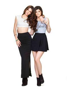 Kendal & Kylie Jenner