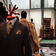 Showroom in Milan #fw15