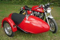 33Motorcycle Sidecar