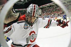 I want that Jersey Ohio State Football, Ohio State University, Ohio State Buckeyes, Men's Hockey, Sticks, College, Game, Sports, Hs Sports