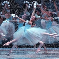 "Lauren Lovette, ""The Nutcracker"" choreography by George Balanchine and music by Peter Ilyitch Tchaikovsky, New York City Ballet"