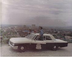 El Paso Texas Police 1962.