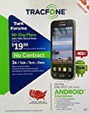 #8: ExpressUSA TracFone - Samsung Galaxy Core Prime 4G - 8GB Memory Prepaid No Contract Smartphone Cell Phone - Gray TM