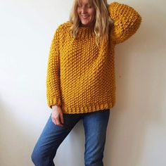 20a221e0a76d Moss Sweater Knitting Kit Knitting Designs