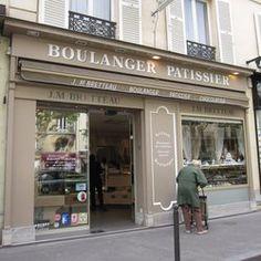 Bretteau Jean-Marie - storefront right off motte-picquet - Paris, France