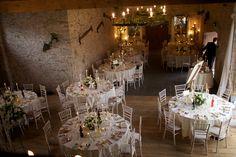 good view of the room Wedding Themes, Wedding Venues, Wedding Ideas, Rustic Wedding, Our Wedding, Table Settings, Candles, Hessian, Kingston