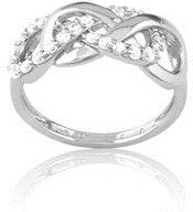 #Overstock                #ring                     #Preciosa #Sterling #Silver #Cubic #Zirconia #Interlocking #Infinity #Ring #Overstock.com               La Preciosa Sterling Silver Cubic Zirconia Interlocking Infinity Ring | Overstock.com                                             http://www.seapai.com/product.aspx?PID=1771079