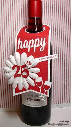 WT532 Wine Bottle Tag