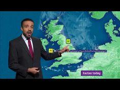 Weatherman Liam Dutton pronounces this 58-letter Welsh town like it's no big deal...