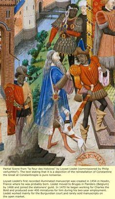 The Lie of Saint Maurice