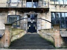 Entrance to The Glasgow School of art - we will definetively go past to see it this time. Charles Rennie Mackintosh, Palaces, Monuments, Glasgow School Of Art, Art Nouveau Architecture, Glasgow Scotland, Gustav Klimt, Les Oeuvres, Trip Advisor