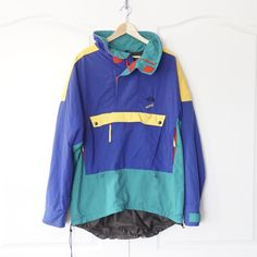 The north Face pullover jacket