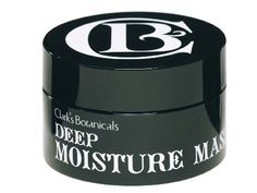 Clark's Botanicals Deep Moisture Mask-1.7 oz by Clark's Botanicals. Save 27 Off!. $52.44. Deep Moisture Mask is an intensive nutritional supportive skin therapy treatment that revitalizes aging, dry and environmentally stressed-out skin. With each use, skin is infused with hydration and begins to glow. Over time, the appearance of wrinkles becomes diminished.