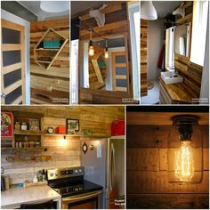 657 Best Pallet Wall & Doors images in 2020 | Pallet wall ...