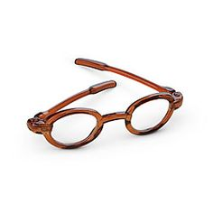 4f4d2951bbb1 American Girl® Sale  Brown Oval Glasses for Dolls American Girl Store
