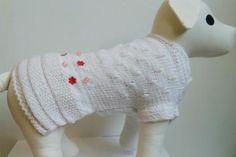 Luxusné ručne pletené šaty