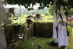 Inspiración para los que quieren una boda bohemia