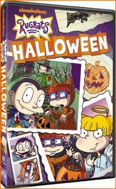 rugrats halloween