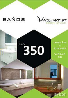 REMODELACIÓN DE BAÑOS Mi estudio se llama Vanguardist Proyectos.  .. http://lima-city.evisos.com.pe/remodelacion-de-banos-id-617547