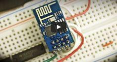 Cheap and Easy WiFi (IoT) Tutorial Part 1 – ESP8266 Setup/Intro