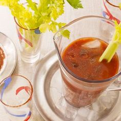 Creole Bloody Mary recipe