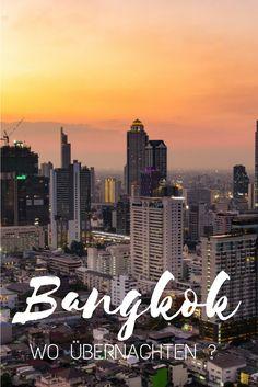 Bangkok ist riesig. Wo übernachtest du also am besten? Wir erklären dir in welchen Gegenden du dir in Bangkok am besten dein Hotel suchst.