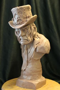 Zombie Priest From The Goon WIP by ~Blairsculpture on deviantART