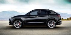 Infused with Italian passion, unwavering performance and innovation, Alfa Romeo Stelvio Ti meets the demands of both driving enthusiasts and everyday life. Meet the all-new Alfa Romeo SUV. Alfa Romeo Spider, Mid Size Suv, Fiat Abarth, Harman Kardon, Car Shop, Performance Cars, Alloy Wheel, Cars And Motorcycles, Classic Cars