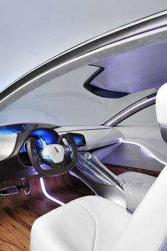 Pininfarina Cambiano Concept - Interior Design
