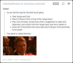 Sherlock - the game. 😱