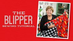 A Blipper is a quilt with a pocket for your feet. Watch Jenny make this easy project with NFL Fleece Yardage by Fabric Traditions. Jenny Doan Tutorials, Msqc Tutorials, Quilting Tutorials, Quilting Tips, Quilting Projects, Sewing Projects, Modern Quilting, Missouri Star Quilt Tutorials, Quilt Block Patterns