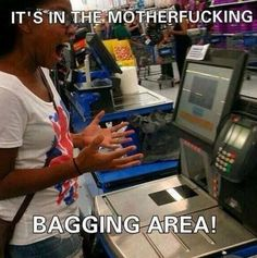 Bagging Area, My Ass