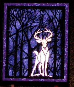 Dreamweaver Stencils - Purples & Bleach