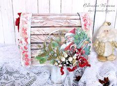 Вот как то так ...: Почтовый ящик Деда Мороза