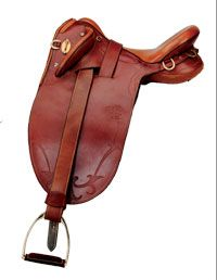 I want this Aussie saddle!!