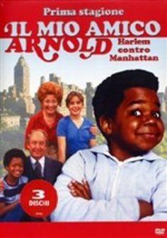 Il Mio Amico Arnold - Harlem Contro Manhattan - Stagione 01 (3 Dvd)