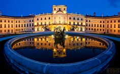 Hungary is a jewel, a recently renovated Esterházy Castle!..................d