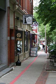 Downtown - Salem, MA