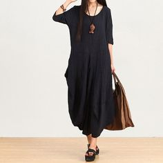 women maxi dress linen shirt dress linen dress от customsize