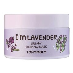 TONYMOLY Lullaby Sleeping Mask (long distance friendship gifts)