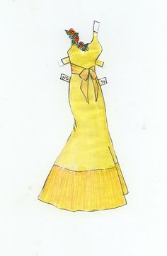 Brenda Starr | Gabi's Paper Dolls