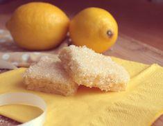 Citronové čtverečky