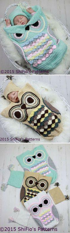 #CrochetOwl