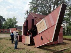 matthew mazzotta: open house a transforming public theater - designboom | architecture